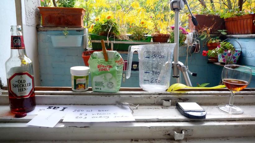 Biologische Zutaten für die Filmentwicklung zuhause © Dagie Brundert