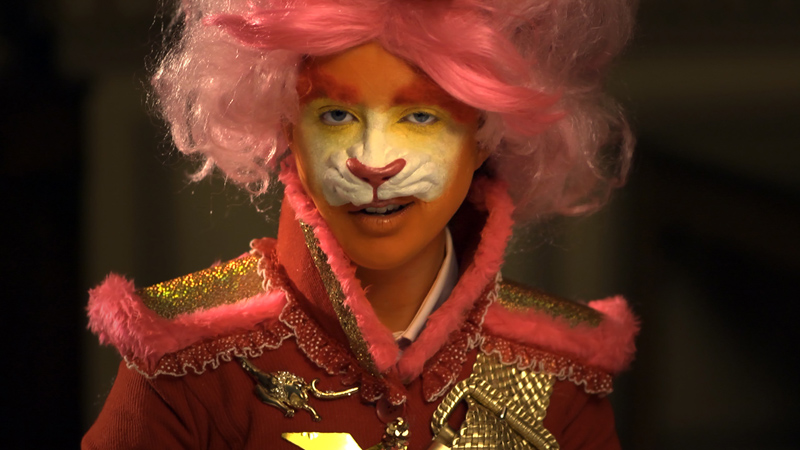 """The Lion and the Unicorn"" by Rachel MacLean (2012) © Alchemy Film and Arts"