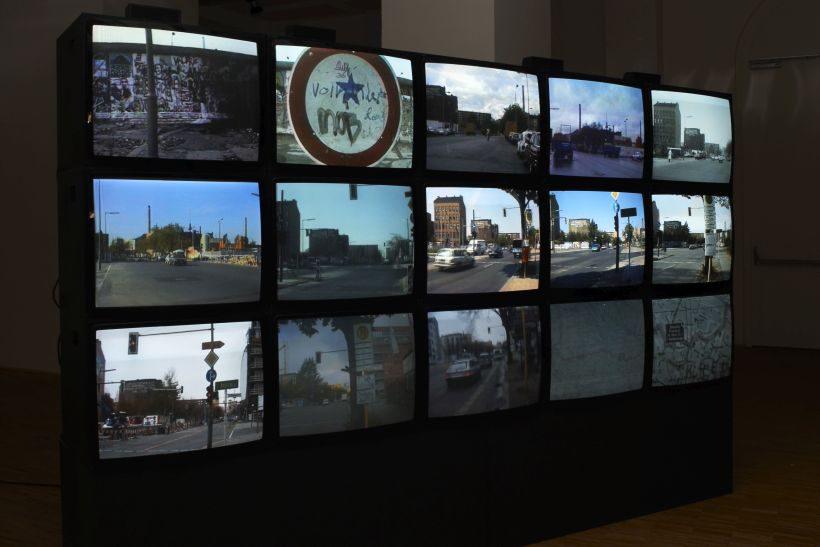 """Rotraut Pape, """"Die Mauer – Der vertikale Horizont"""", 1989-2009 Kasseler Dokumentarfilm- und Videofest"""