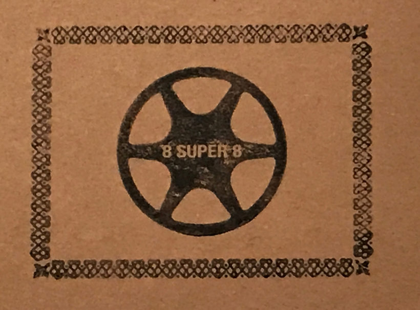 """8 super 8"" Cover @ Mostra de Cinema Periférico"
