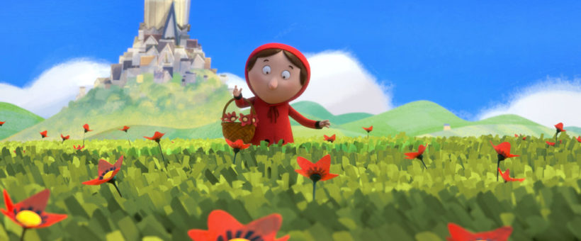 """Revolting Rhymes"" von Jakob Schuh und Jan Lachauer © Magic Light Pictures Limited"