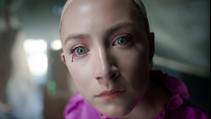 """The Mannequin"" mit Saoirse Ronan © Floria Sigismondi for The New York Times"