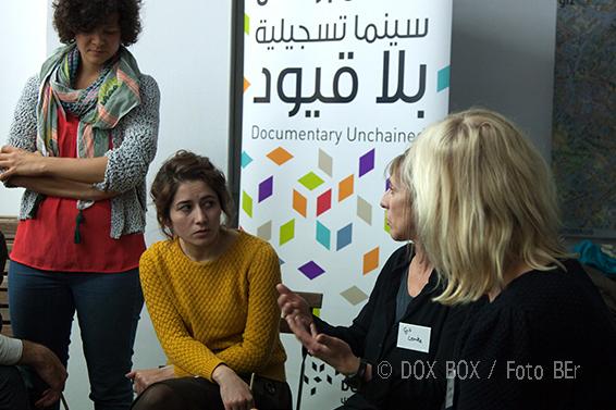 Dox im Exil - Goethe Institut Berlin 2016 @ DOX BOX BEr